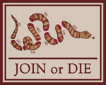 Join or Die Snake Flag