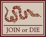Join or Die Snake Flag