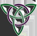 Green Trinity Knot