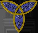 Trinity Knots inside a Trinity Knot