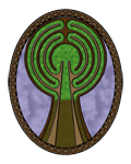 Tree of Life Labyrinth